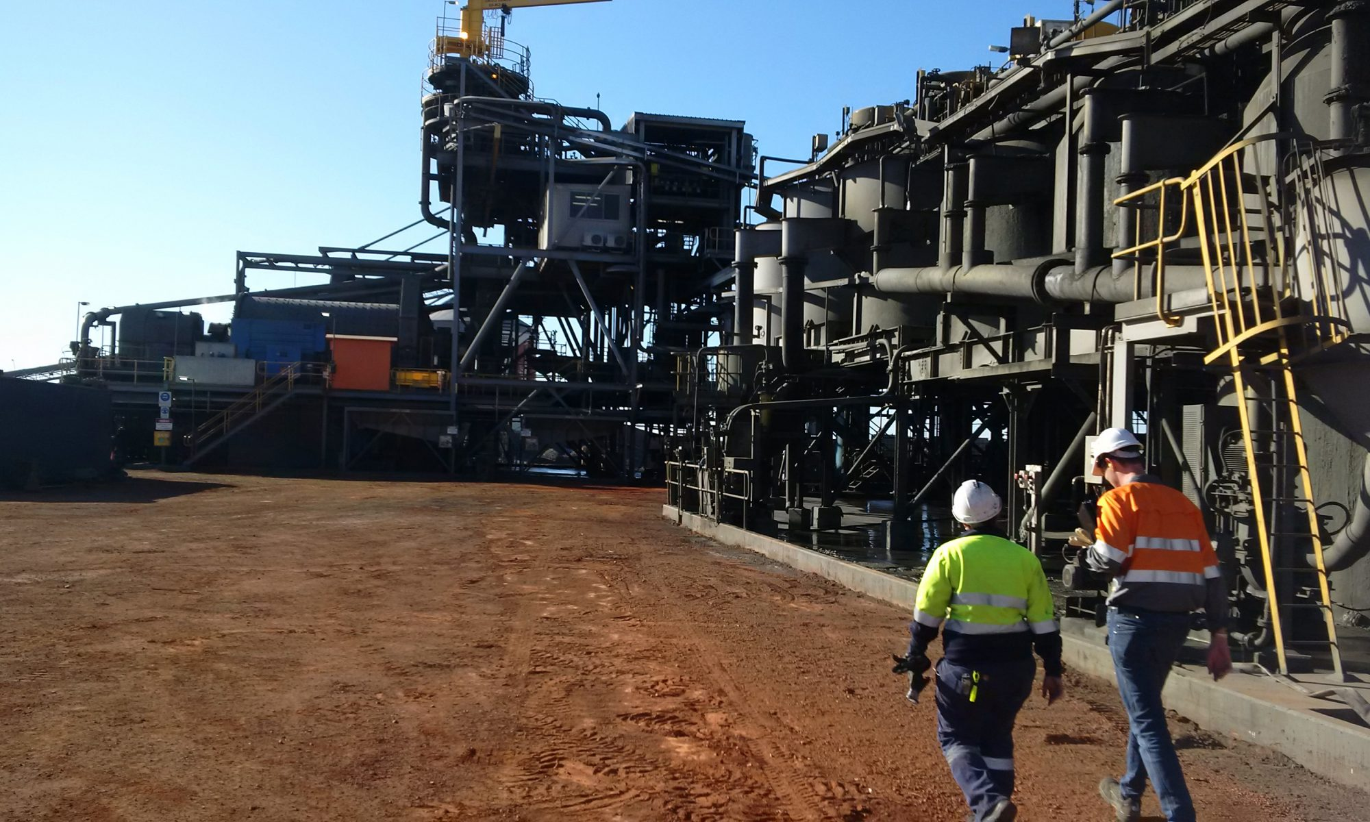 Global Pumps Sandfire Resources DeGrussa Copper-Gold Mine in Western Australia Contact Global Group