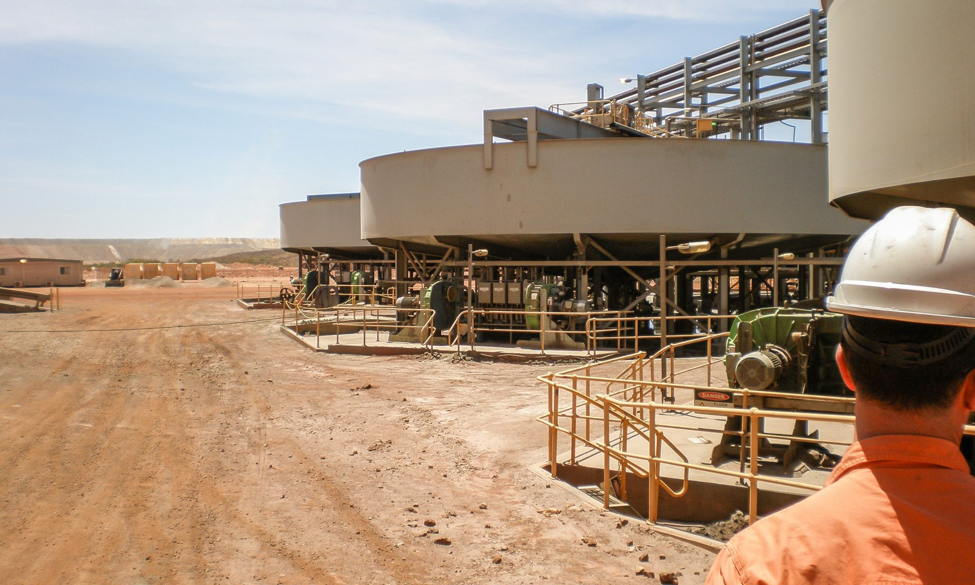 Verderflex VF125 pumps for Thickener Underflow at Newcrest Telfer mine Western Australia